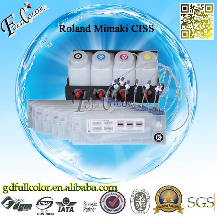 CISS Ink System for Mimaki JV33 JV3 JV5 CJV30 CJV150 CJV300 Continous Ink Supply System