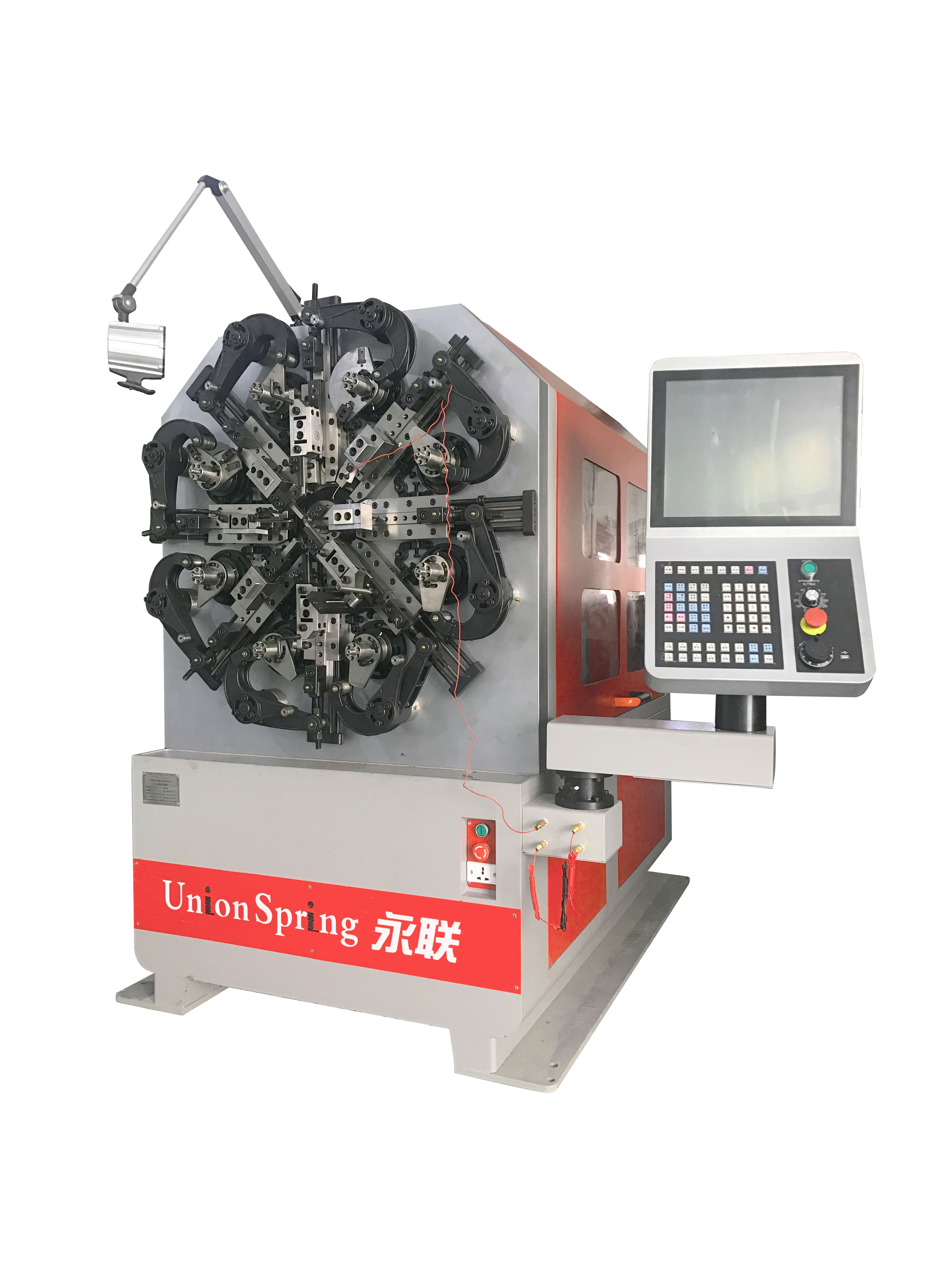 China Standard Automatic CNC Spring Forming Machine