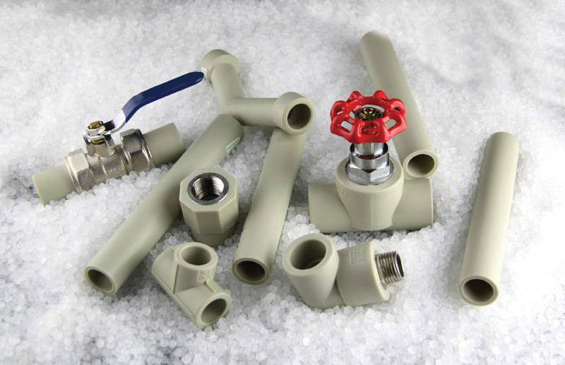 PPR plastic pipe fittings