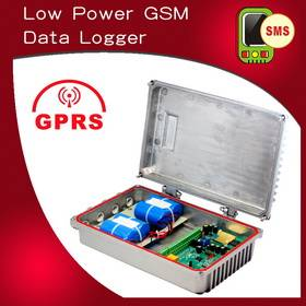Wireless Battery Operated GSM Logger