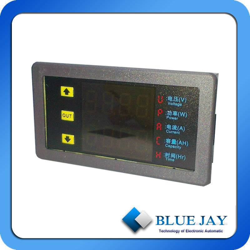 36V LED Lead Acid Battery Meter With SOC Indicator
