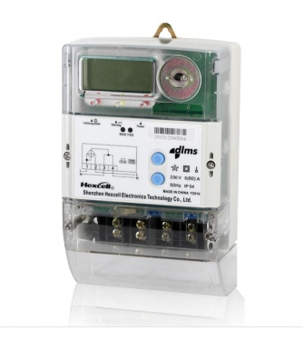 DDYS1088 Single Phase Smart PLC Energy Meter