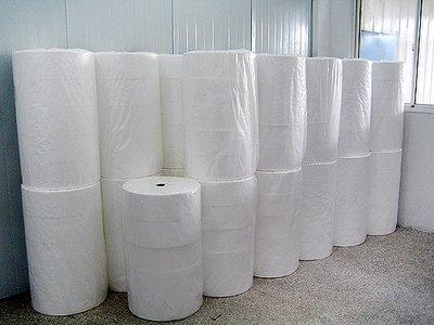 Melt-blown fabric