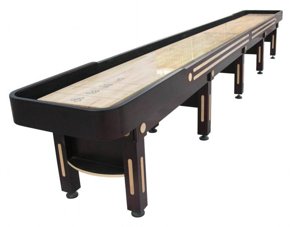 18ft shuffleboard table