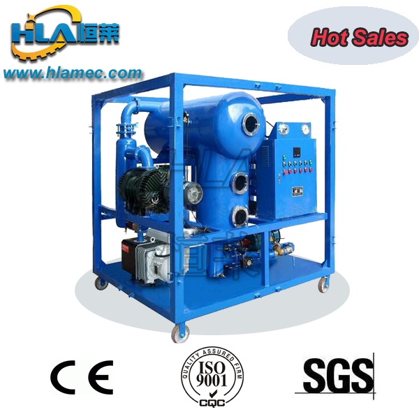 DVP Double-stages Vacuum Transformer Oil Purifier Oil Purification Oil Filtration Oil Recycling