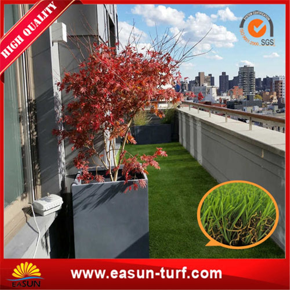 Chinese manufacturer synthetic lawn mat for landscape and garden turf-ML