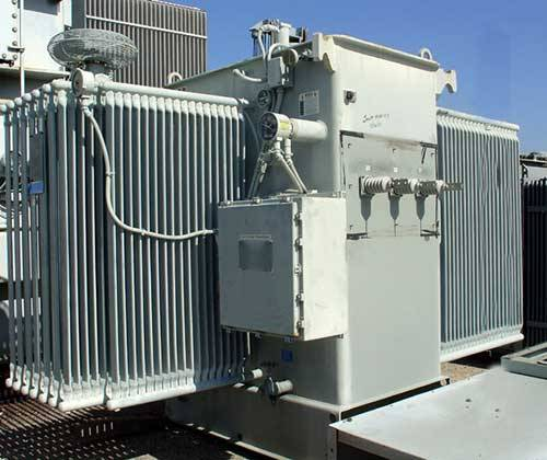 ABB Oil Filled Transformer