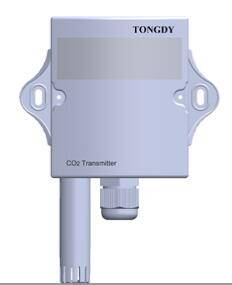 High quality co2 gas trasmitter/sensor Combined temperature and humidity sensor