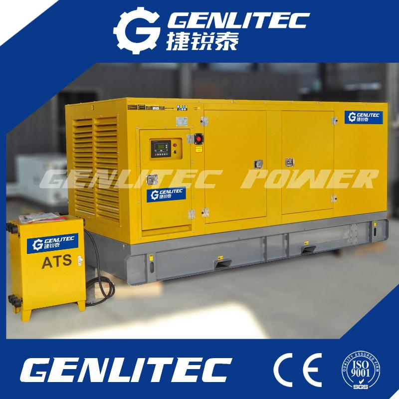 250kva cummins diesel generator set soundproof