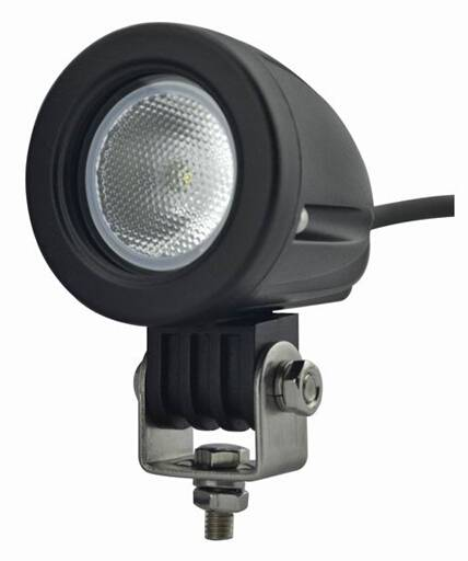 """AIRYEA 5"""" 12V 10W led working light for automotive off road use"""