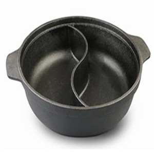 Vegetable Oil Cast Iron Hot Pot