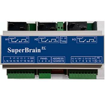 Control Application SuperBrain FC Controllers