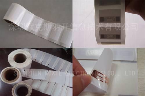 RFID UHF Adhesive Label Manufacturer
