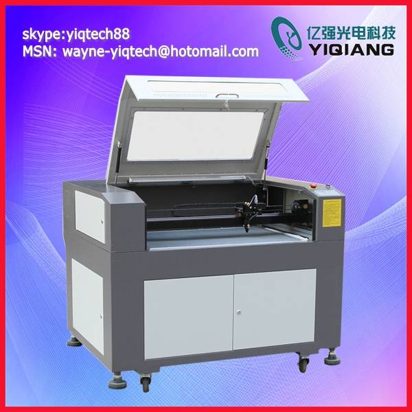 YQ-L9060leather laser cutting machine