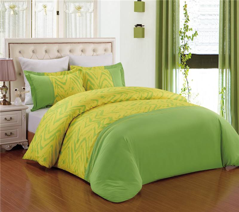 Printed Duvet Cover Bedding set
