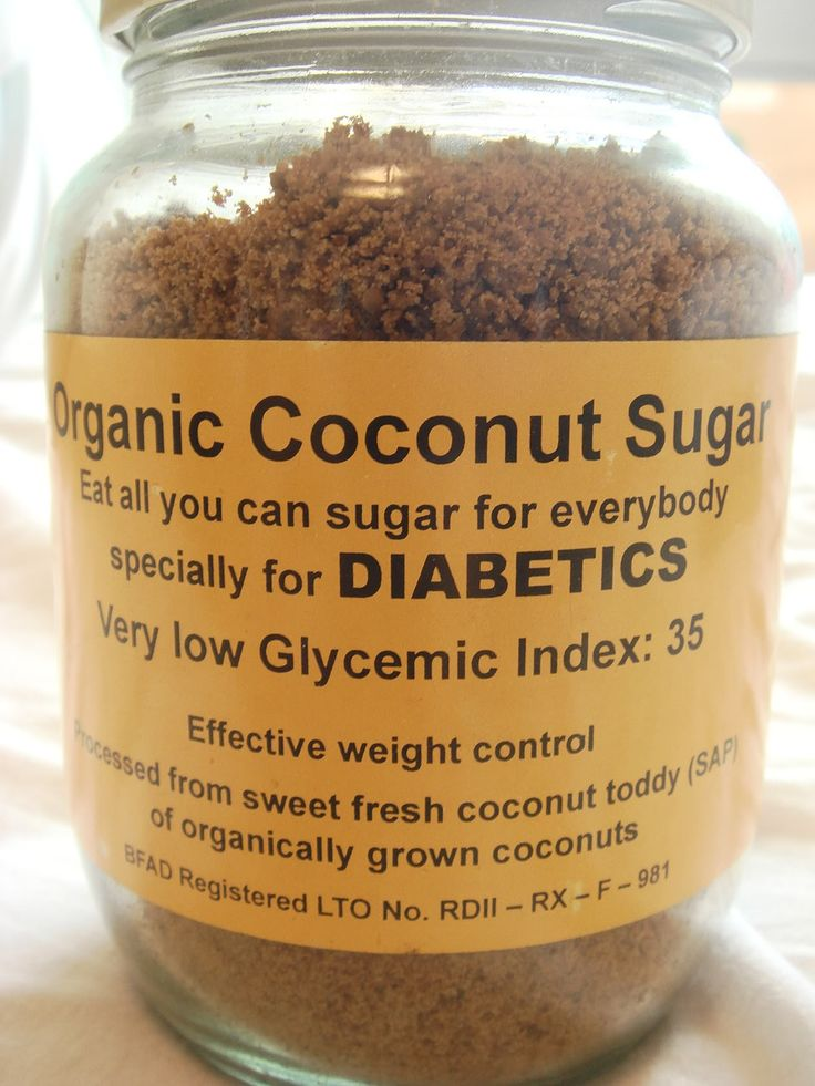 Coconut Sugar for Candy