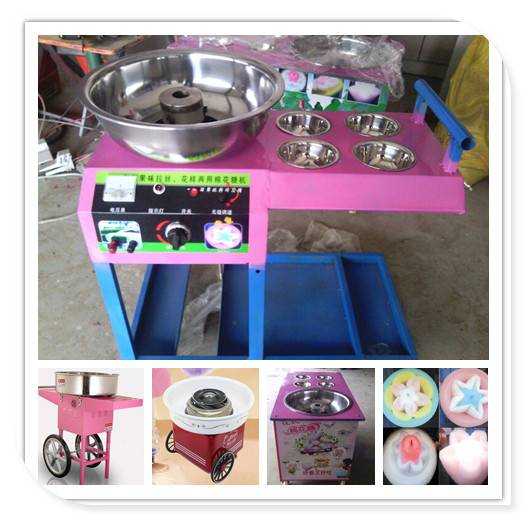 Commercial Elctric Candy Floss Machine
