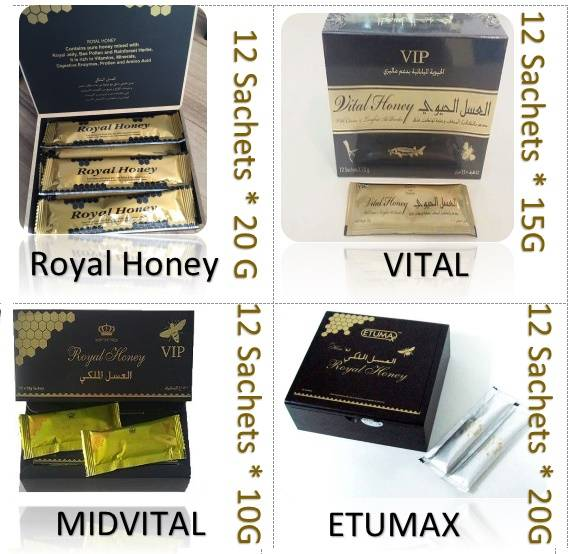 Royal Honey for men