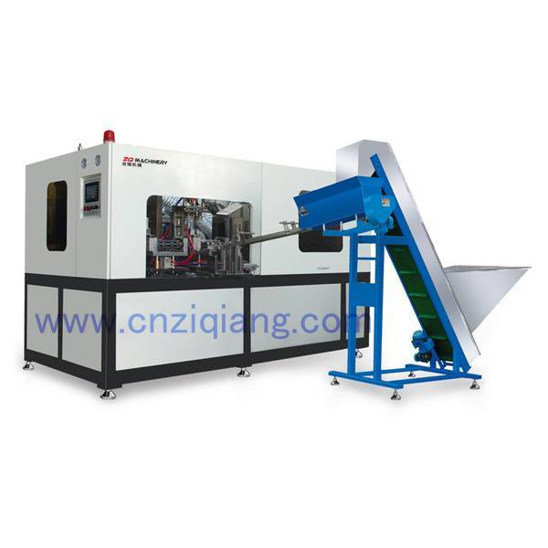 7000-8000bottles/hour,automatic stretch blow molding machine