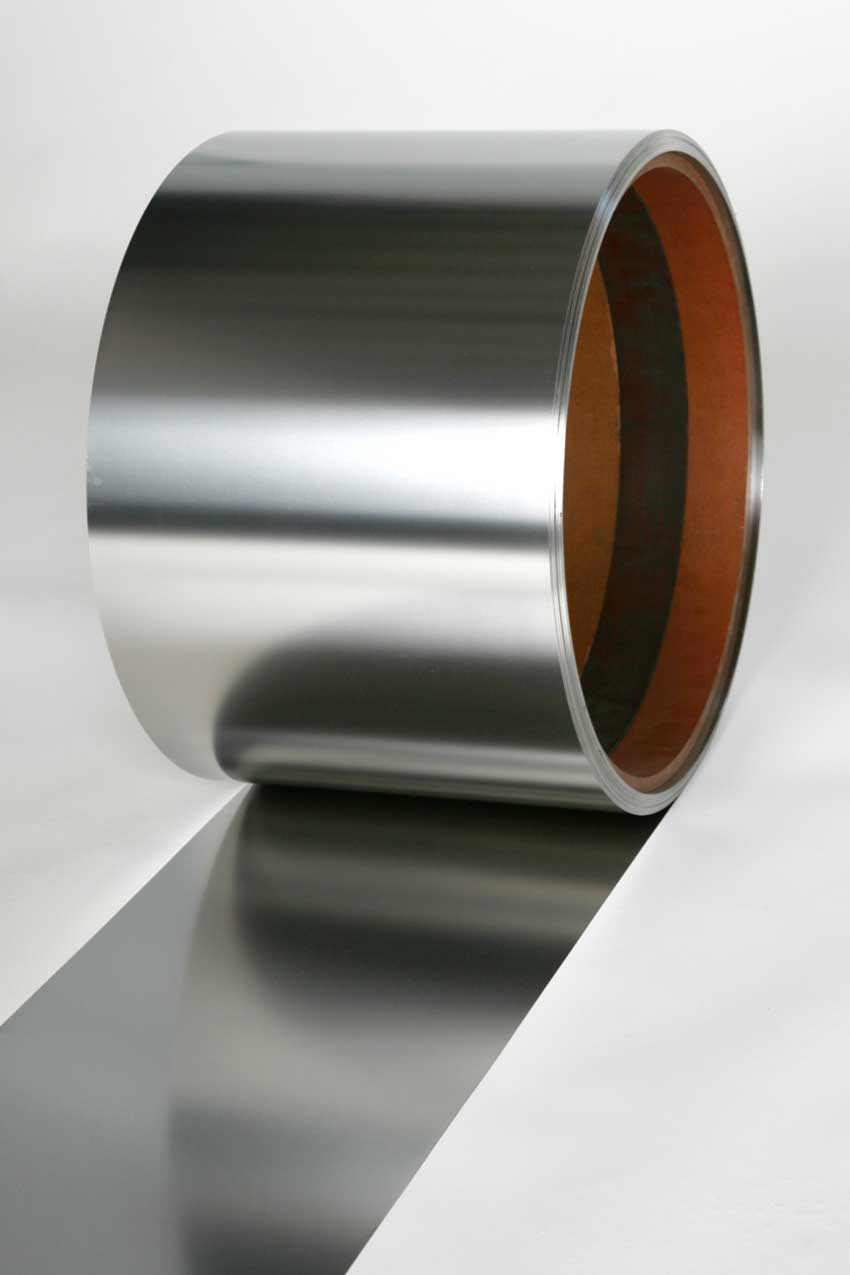 stainless steel foil 301, 304, 316, 430