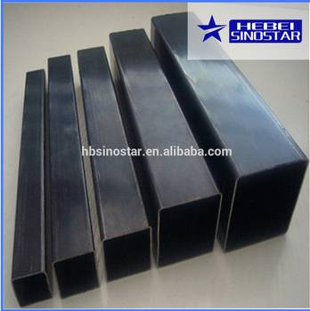 High Quality Cold Rolled Steel Square Pipe from China