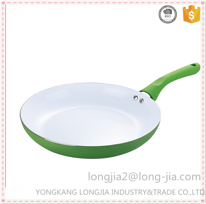 LJ Forge Aluminum Non-stick Induction Bottom Frying Pan- Cookware- Factory