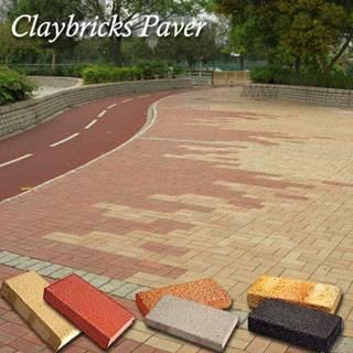 Clay Bricks Paver