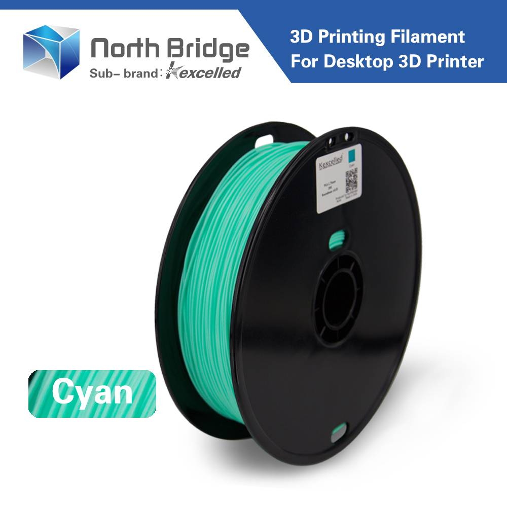 Kexcelled 1.75mm 3.0mm ABS 3D Printer Filament