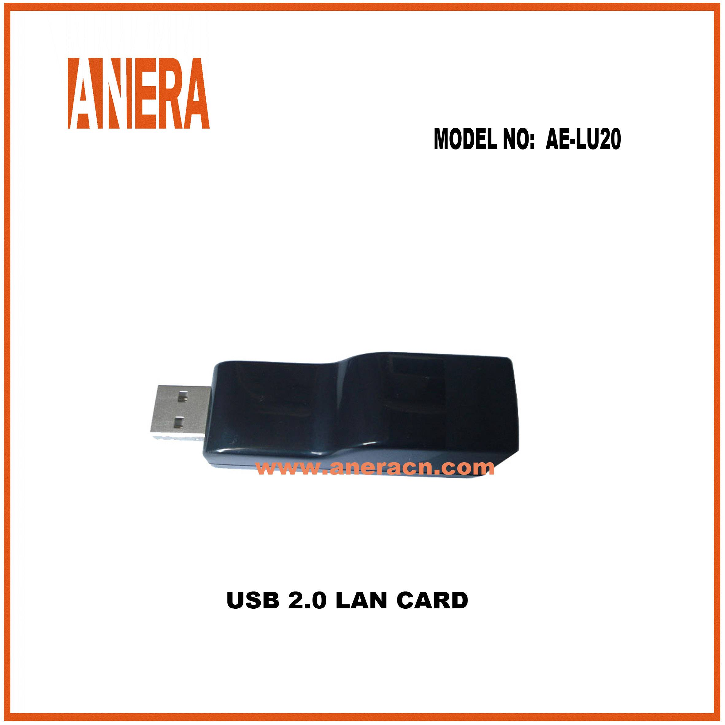 USB 2.0 LAN CARD