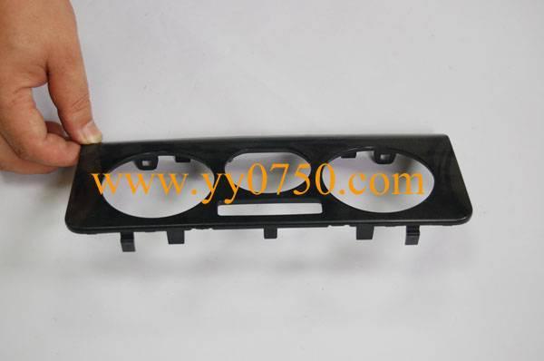 Automotive Instrument Cluster plastic parts manufacturer