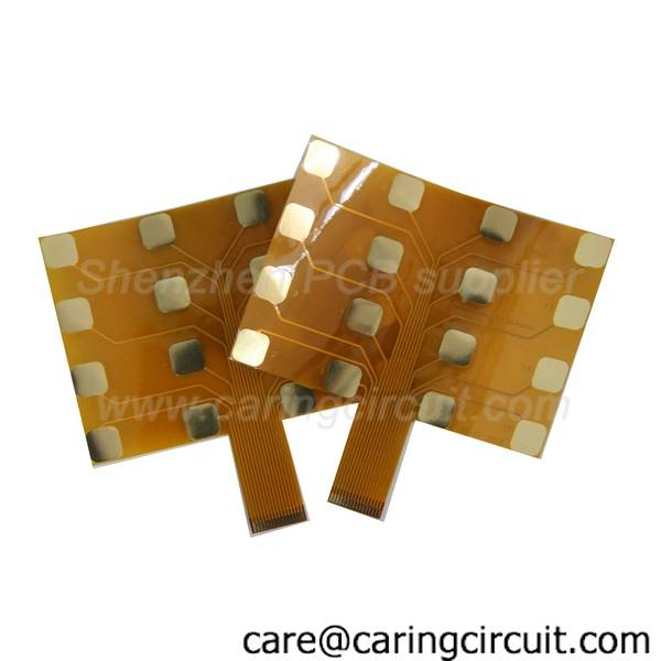 flexible pcb prototype from China in 4days