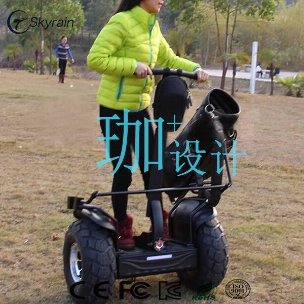 Segway balancing scooter