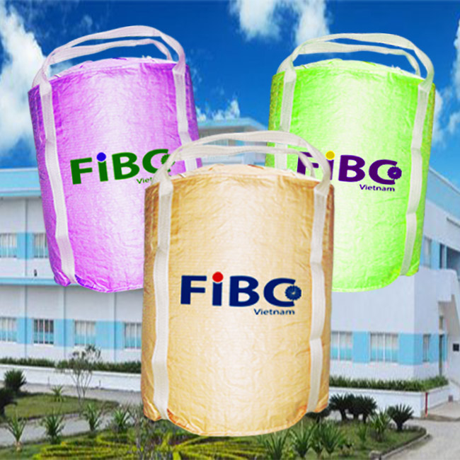 VIETNAM HIGH QUALITY JUMBO BAG/ FIBC/ BULK BAG
