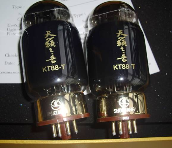 The Best Tubes Kt88