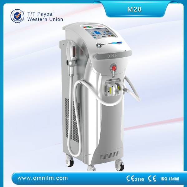 IPL SHR machine for  hair removal ,skin rejuvenation