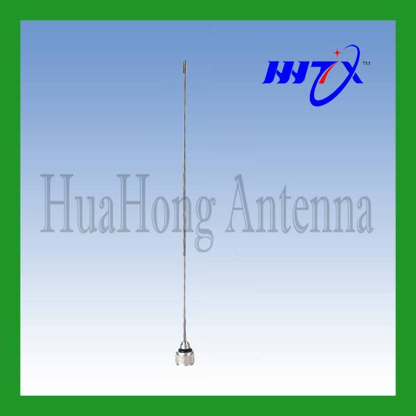 VHF144MHz cuttable mobile radio whip antenna 1/4wave
