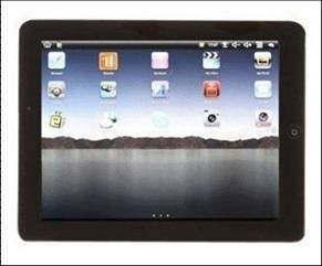 9.7 inch tablet pc google android 2.0