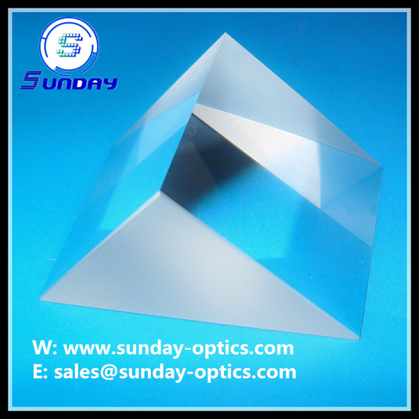 Optical bk7/k9 glass right angle prisms,0.5mm to 300mm