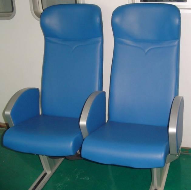 high back marine seat