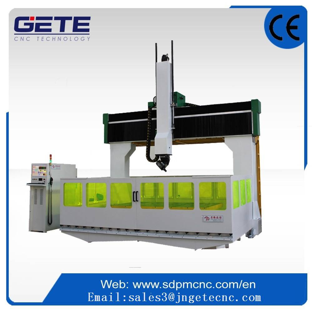 heigh quality 5AXIS CNC ROUTER IN CHINA