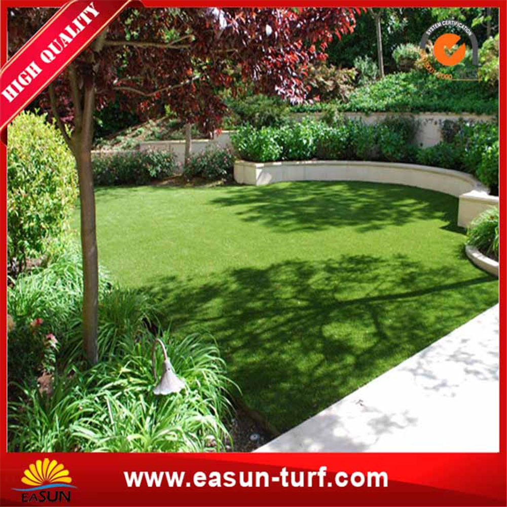 Synthetic lawn price best selling plastic grass-ML