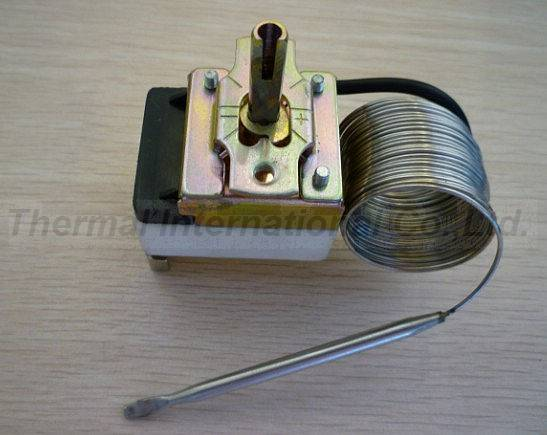 Electric Fryer Capillary Thermostat with UL and CE