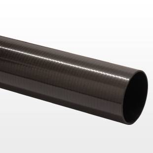 Tapted Distance Carbon Fiber Tubes