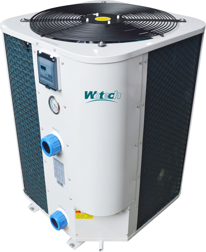 Swimming Pool Heat Pump Water Heater BR-A Series