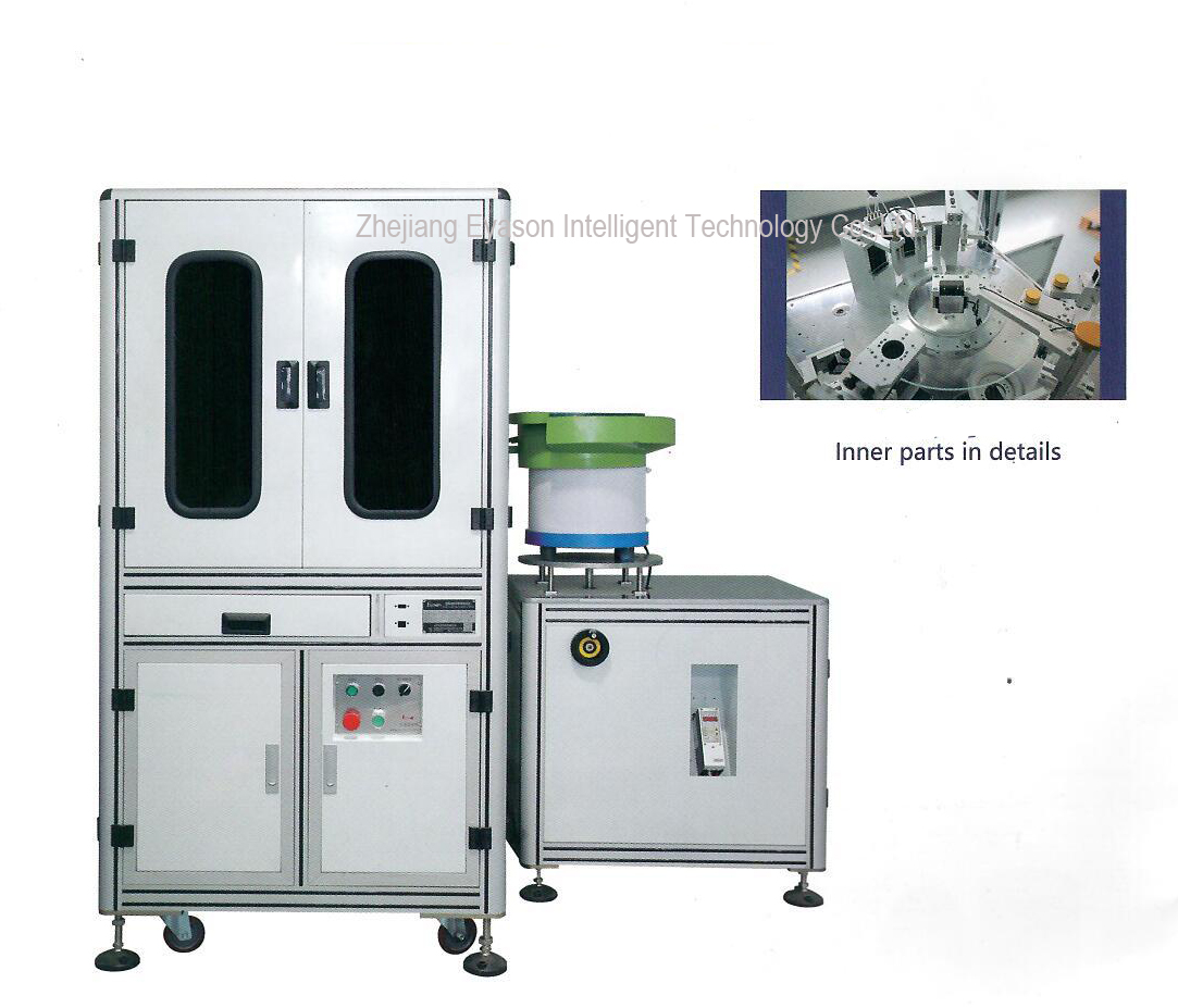 Auto Optical fastener and nuts inspection machines