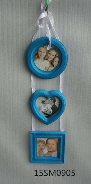 mdf 3 hanging photo frame