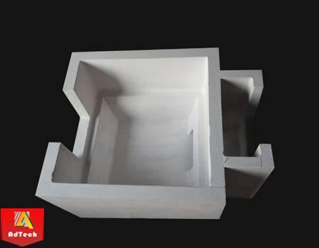 High alumina filter box made in China