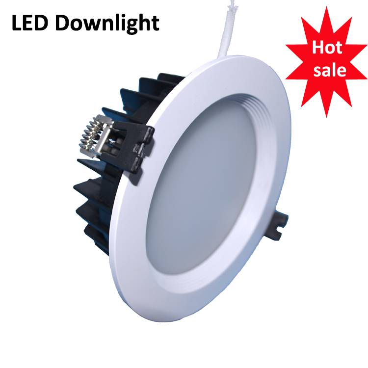 New sale led downlight 3w,5w,7w,9w,12w,15w led down light competive price plastic light