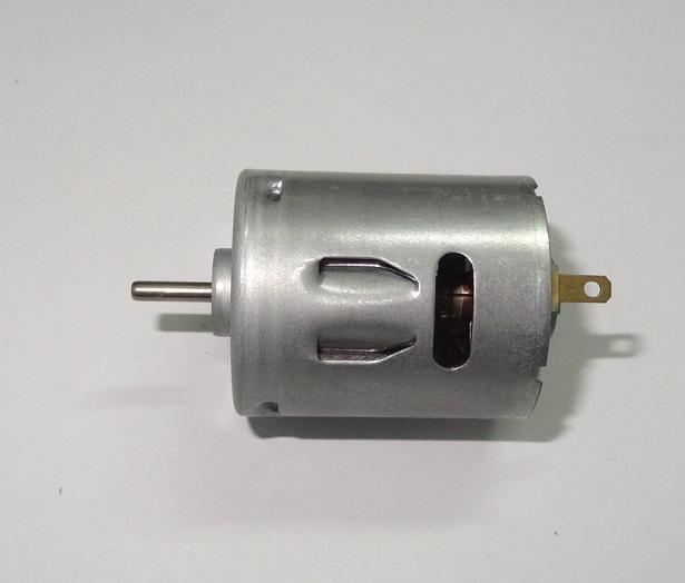Home Applicance Precision Instruments DC Motor TK-RS-360SH-10500, Permanent Magnet Generator, D