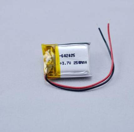 Polymer li-ion MP3/MP4 Player battery